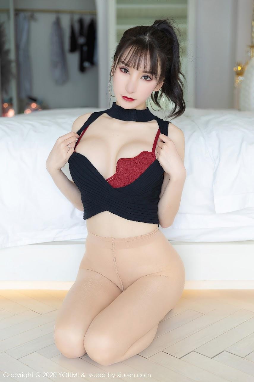 [YouMi] 2020-12-25 Vol.578 Zhou Yuxi Sandy - idols